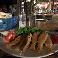 Photo taken at Payam Beach Restaurant by Kerem S. on 8/15/2017