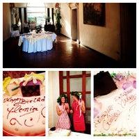 Photo taken at Villa leona by Alessio Z. on 7/13/2013