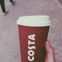 Photo taken at Costa Coffee by Cynthia M. on 7/6/2014