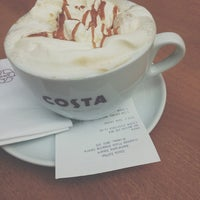 Photo taken at Costa Coffee by Cynthia M. on 7/15/2014