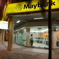 Photo taken at Maybank Section 5 by Momok T. on 1/30/2017