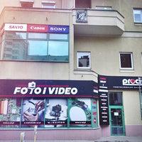 Photo taken at Centrum Serwisowo Informacyjne Foto i Video by Tomasz S. on 8/23/2013
