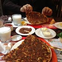 Photo taken at Özşark Kebap Salonu by Necdet Ö. on 11/10/2012