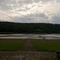 Photo taken at Quaker Lake by Ken R. on 7/30/2013