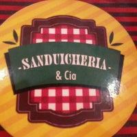 Photo taken at Sanduicheria & Cia by Quel A. on 5/12/2013