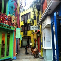 Photo taken at Neal's Yard Salad Bar by Magda M. on 1/6/2013