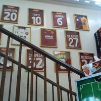 Photo taken at AS Roma Store by Diana I. on 4/25/2013