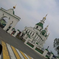 Photo taken at Сретенский Собор by Andrey P. on 7/28/2013