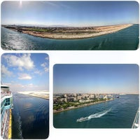 Photo taken at Suez Canal by Martins L. on 10/15/2015