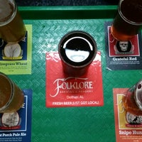 Photo taken at Folklore Brewing & Meadery by Jillian N. on 6/8/2014