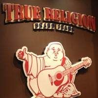 Photo taken at True Religion by Heath R. on 2/26/2013