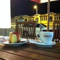 Photo taken at Costa Coffee by Lord S. on 11/15/2012