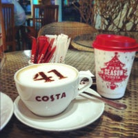 Photo taken at Costa Coffee by Lord S. on 11/29/2012