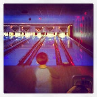 Photo taken at Herrill Lanes by Jan D. on 12/9/2012