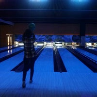 Photo taken at Bowling Show by 🔥Виктория🔥 М. on 2/27/2014