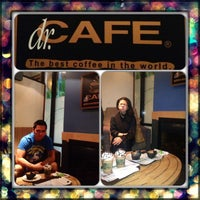 Photo taken at dr.CAFE COFFEE by Marziano Z. on 7/12/2013