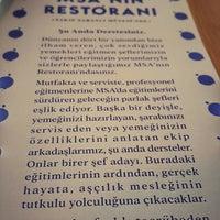 Das Foto wurde bei MSA'nın Restoranı von Ozgur V. am 8/9/2018 aufgenommen