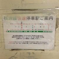 Photo taken at JR 横浜線 東神奈川駅 by Pon N. on 3/26/2013