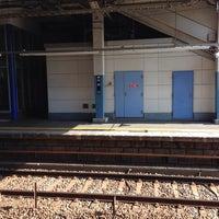 Photo taken at Sugita Station (KK46) by Pon N. on 10/28/2013