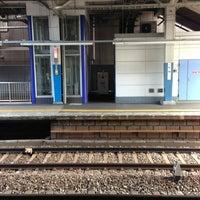 Photo taken at Sugita Station (KK46) by Pon N. on 2/23/2013