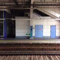 Photo taken at Sugita Station (KK46) by Pon N. on 6/27/2013