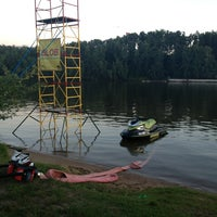 Photo taken at Flyboard by Катрин П. on 8/17/2013
