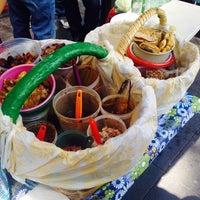 Photo taken at Tacos De Canasta by Su on 4/9/2015