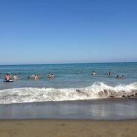 Foto tomada en Playa de la Carihuela por Jose T. el 8/15/2013