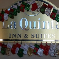 Photo taken at La Quinta Inn & Suites Clifton/Rutherford by Fabe M. on 12/11/2012