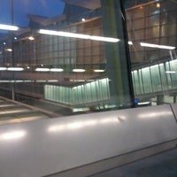 Photo taken at Terminal A by Agata L. on 11/8/2012