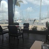 Foto tomada en Puerto deportivo Marina de las salinas por Carlos B. el 9/22/2017
