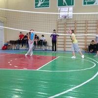 Photo taken at Гимназия №23 by Yura R. on 11/7/2012