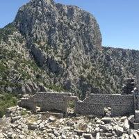 6/1/2013 tarihinde blackeagle1903ziyaretçi tarafından Termessos'de çekilen fotoğraf