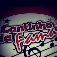Photo taken at Cantinho da Fama by Felipe S. on 5/4/2013