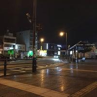 Photo taken at JR宇治駅 バス停 by なっかー on 9/6/2015