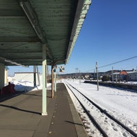 Photo taken at Shibecha Station by なっかー on 2/14/2018
