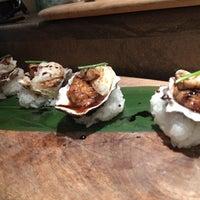Photo taken at Sushi Sasa by Joolz G. on 11/24/2012