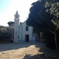 Photo taken at Santuario Beata Vergine di Porto Salvo by Il B. on 7/16/2017