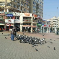 Foto tirada no(a) 15 Temmuz Demokrasi Meydanı por Burcu Ş. em 3/18/2013