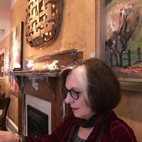 Photo taken at Babette's Cafe by David H. on 3/11/2017