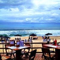 Photo taken at Badauê Restaurante by Felipe S. on 6/23/2013