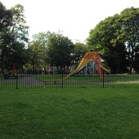 Photo taken at Whitefield Park by Neil Y. on 7/1/2013