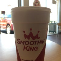 Photo taken at Smoothie King by J michael S. on 7/6/2016