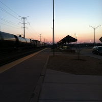 Photo taken at Metra BNSF - Route 59 by Iya I. on 3/30/2013