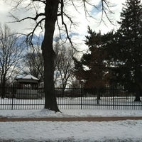 Photo taken at Downtown Naperville by Iya I. on 3/2/2013