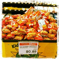 Photo taken at Super H Mart by Iya I. on 11/24/2012