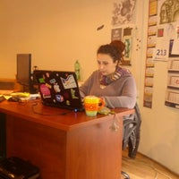 Photo taken at მეცხრე არხი   Channel 9 by Mariam T. on 2/13/2013