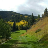 Photo taken at Eagle Vail Golf Course by Christopher H. on 9/21/2016