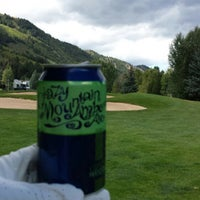 Photo taken at Eagle Vail Golf Course by Christopher H. on 9/16/2015