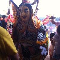 Photo taken at Kampung Baru Mengkarak by Chua M. on 11/22/2012